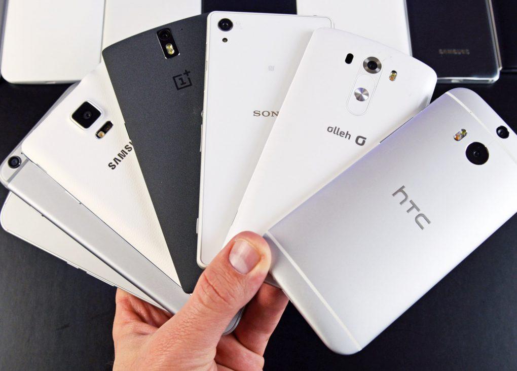 razliciti smartfoni