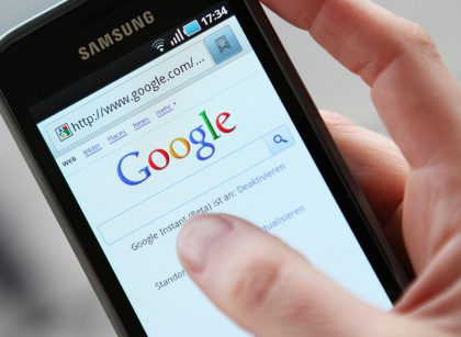 google na mobitelu